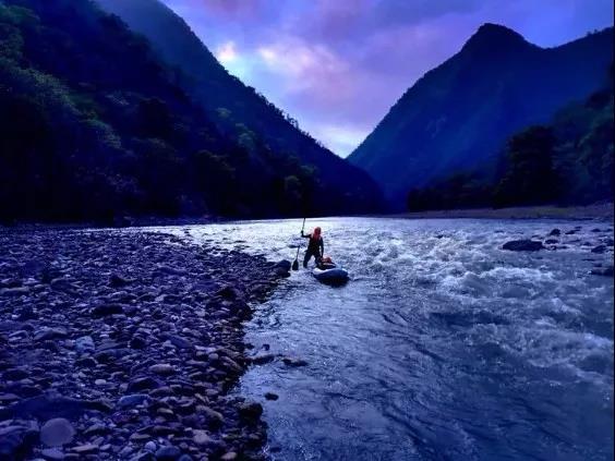 獨木舟 | 紅河嘎灑江漂流