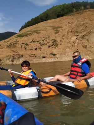 独木舟 | 野趣亲子独木舟体验活动