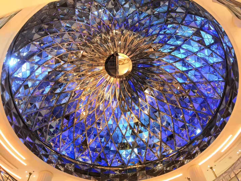 卡塔爾老佛像商場_05