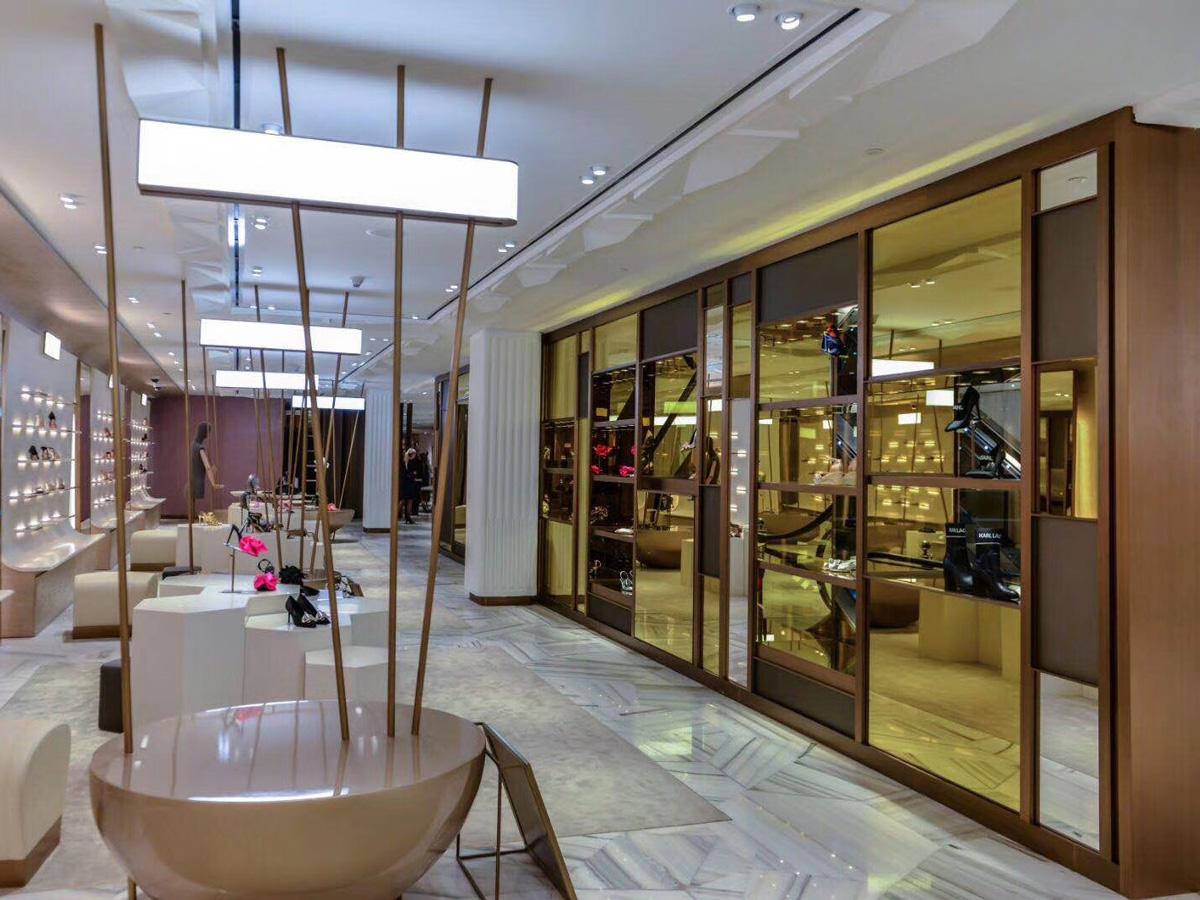 卡塔爾老佛像商場_7