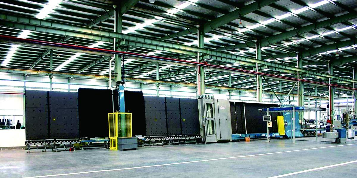 自動中空玻璃生産線