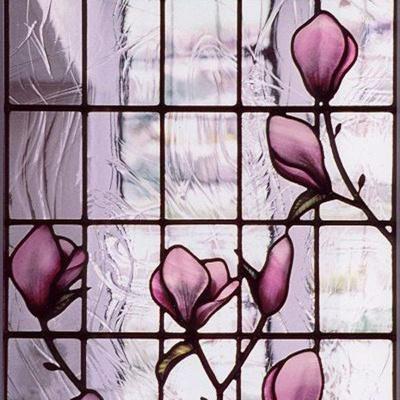 立線彩繪玻璃