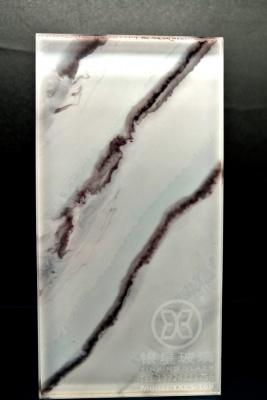 流体艺术夹层玻璃
