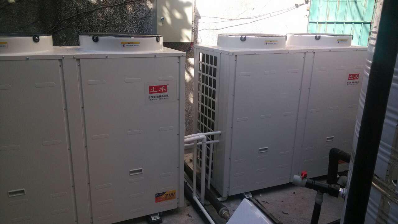 工廠宿舍熱水解決方案