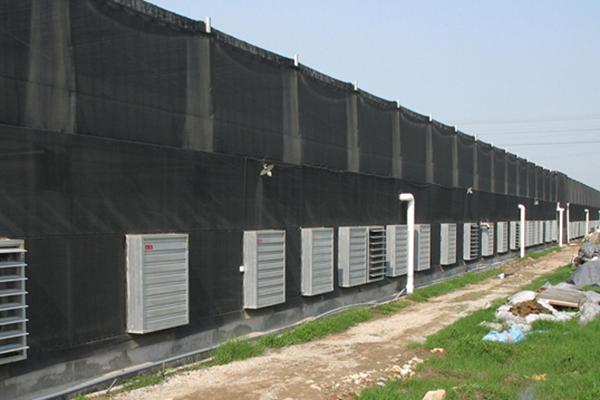 溫室大棚通風降溫解決方案及案例