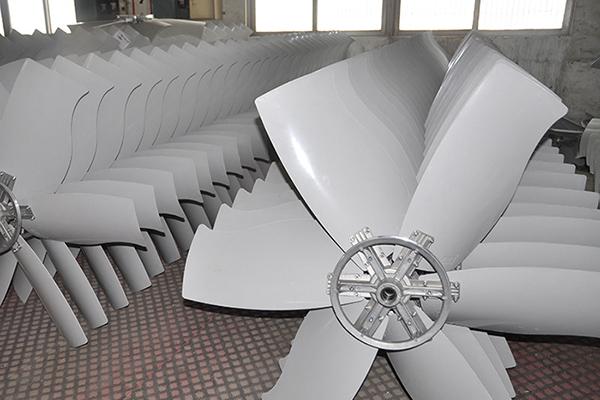 风机塑钢叶