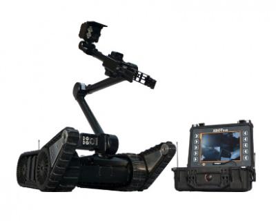 BT-JR05排爆機器人