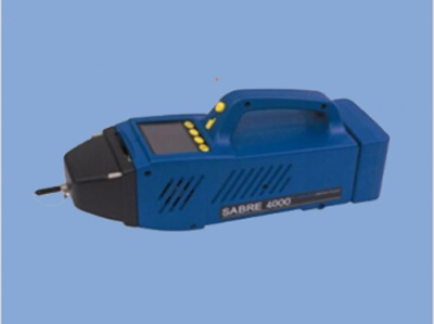 Sabre400手持式爆炸物毒品探測儀