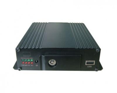 4G车载无线视频监控主机