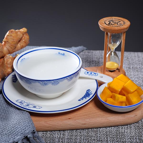 招牌姜撞奶+芒果
