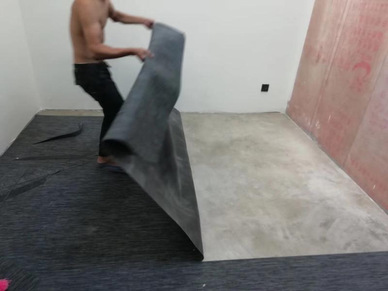 pvc地板膠施工工藝