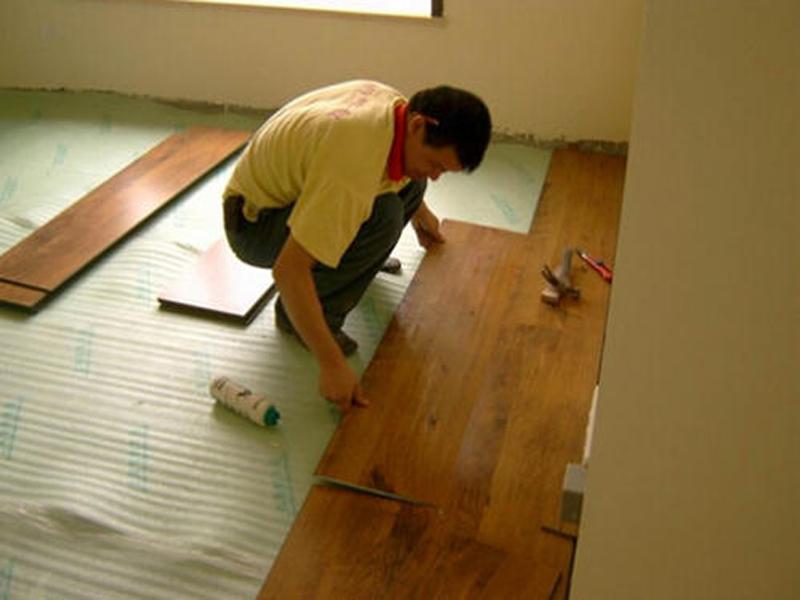 地板常用鋪設方法與鋪裝注意事項
