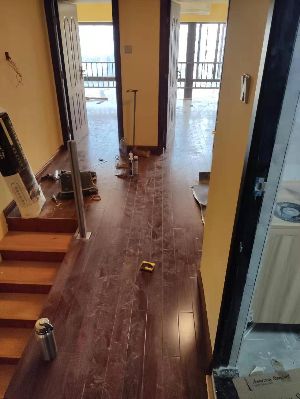 地板裝修如何選購實木地板