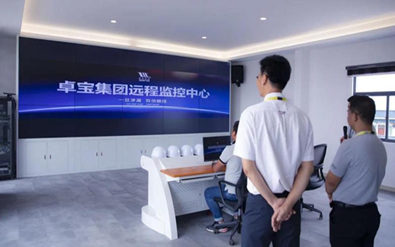 移動互聯5G技術助力升級防水行業首jia遠程監控中心