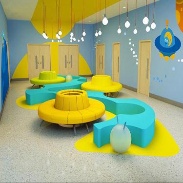幼兒園專用pvc地板