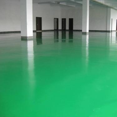 環氧樹脂地坪漆涂料