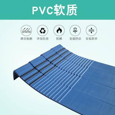 樓梯踏步pvc地板_pvc地板廠家直營批發供應