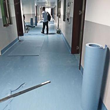 PVC同質透心塑膠地板