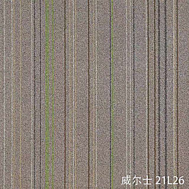 會議室阻燃地毯_威爾士22L2系列_辦公地毯定制