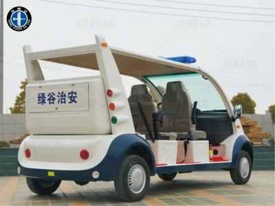 6-8座开放式巡逻车