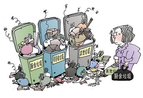 大幅提高垃圾处理费排污费