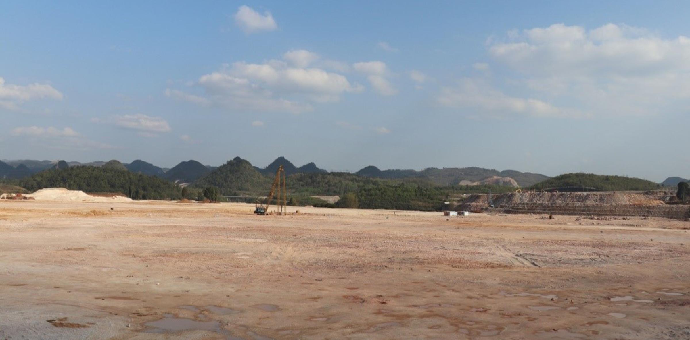 工程总承包—贵州双龙航空港经济区双龙北线B-03地块土地一级开发整理项目设计、施工总承包