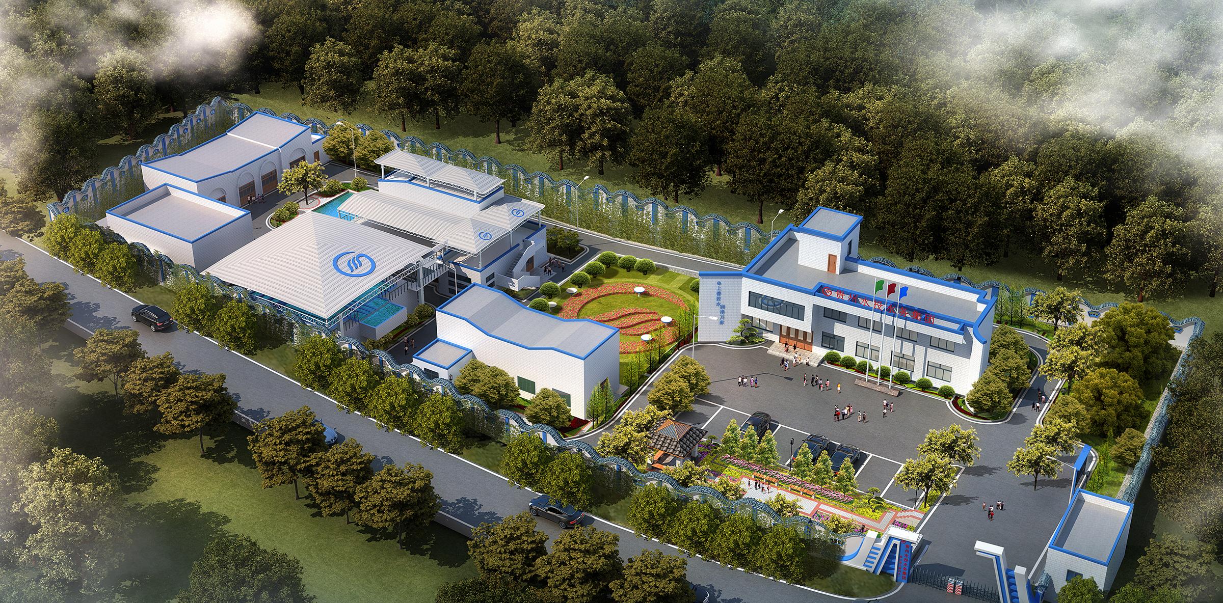 水务—贵州脱贫攻坚城乡供水巩固提升工程麻江县项目