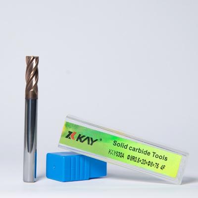 KAY630泛用切削系列-圓鼻刀
