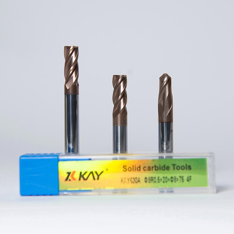 KAY630範用切削系列-平刀
