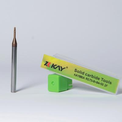 KAY680高性能铣刀系列-球刀