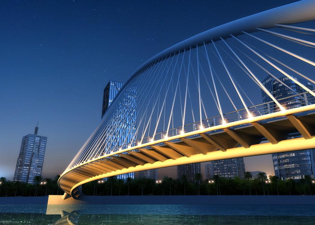 斯里兰卡天桥