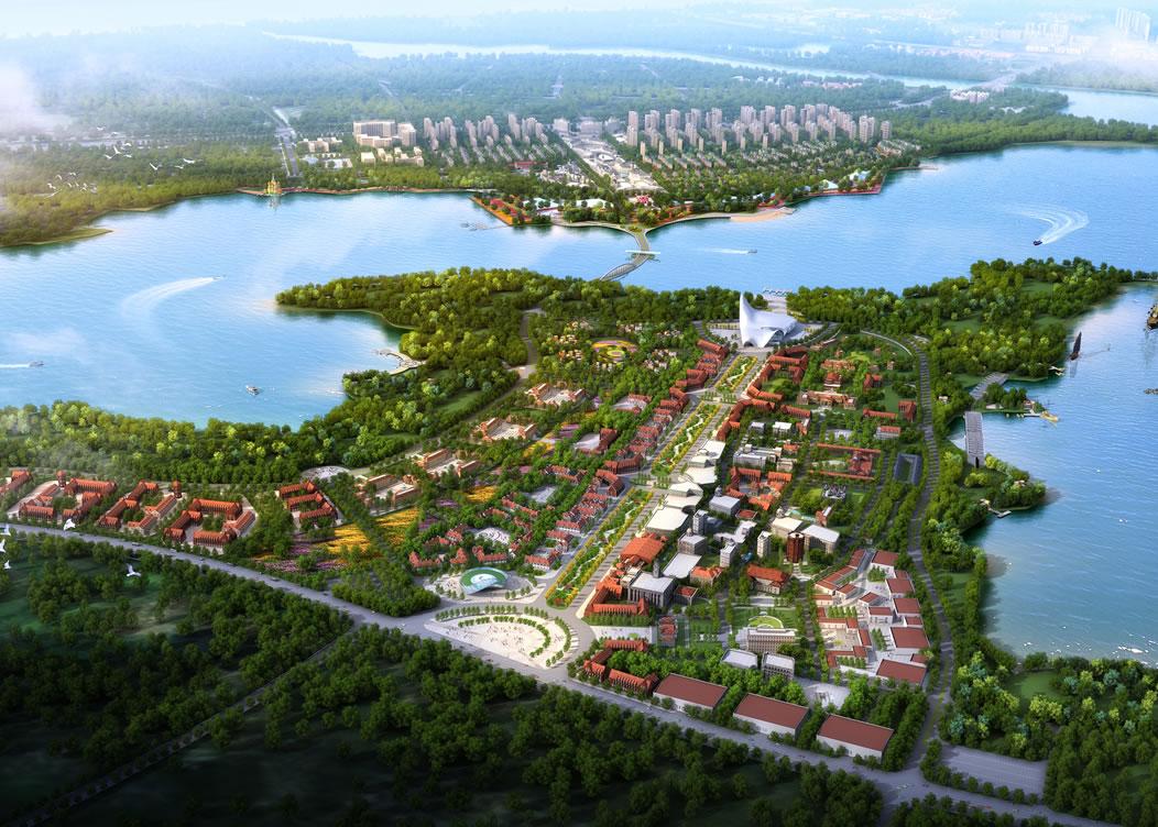 華中影視城