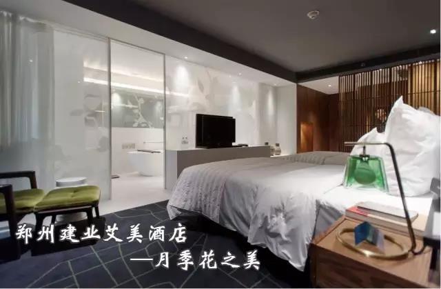 鄭州建業艾美酒店 —月季花之美