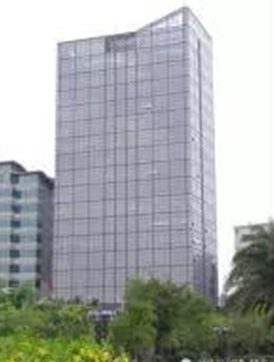 广州增城骏城贸易办公楼