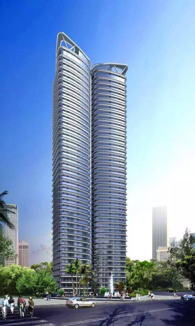马来西亚AVARE高级公寓