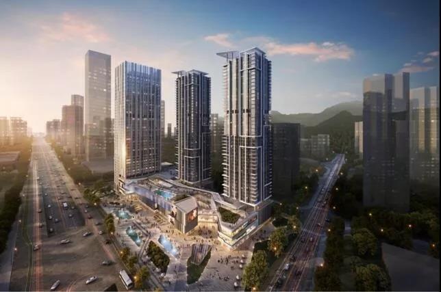 華發城建國際海岸花園