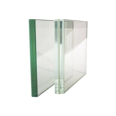 PVB/EVA夾層玻璃