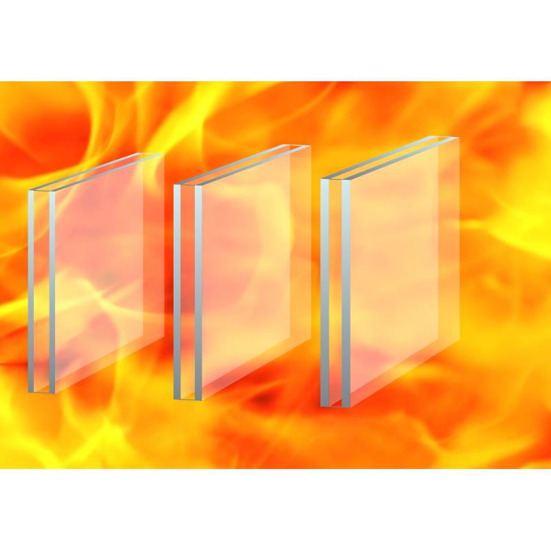 灌漿復合防火玻璃(隔熱型)