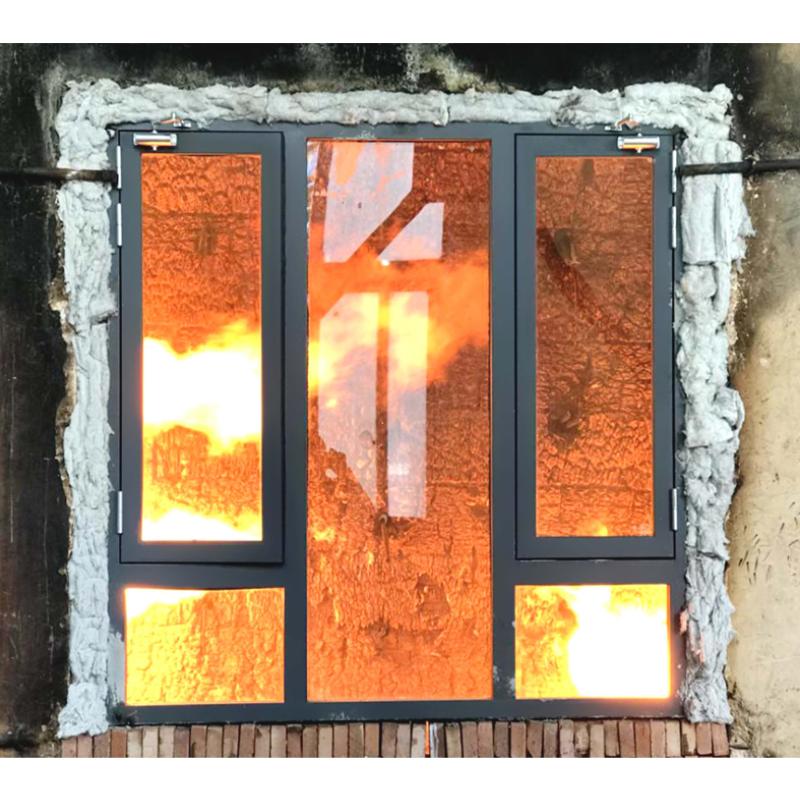斷橋型鋁合金耐火完整性外窗