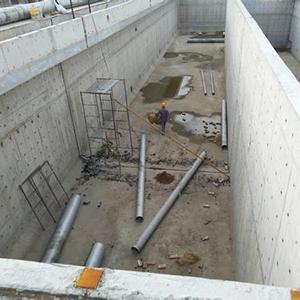 污水池堵漏施工顺序及所需材料?