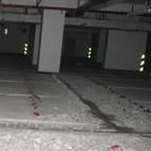 齐齐哈尔火车站地下车库堵漏