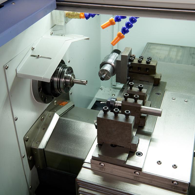 NL-20A小型精密排刀式车床