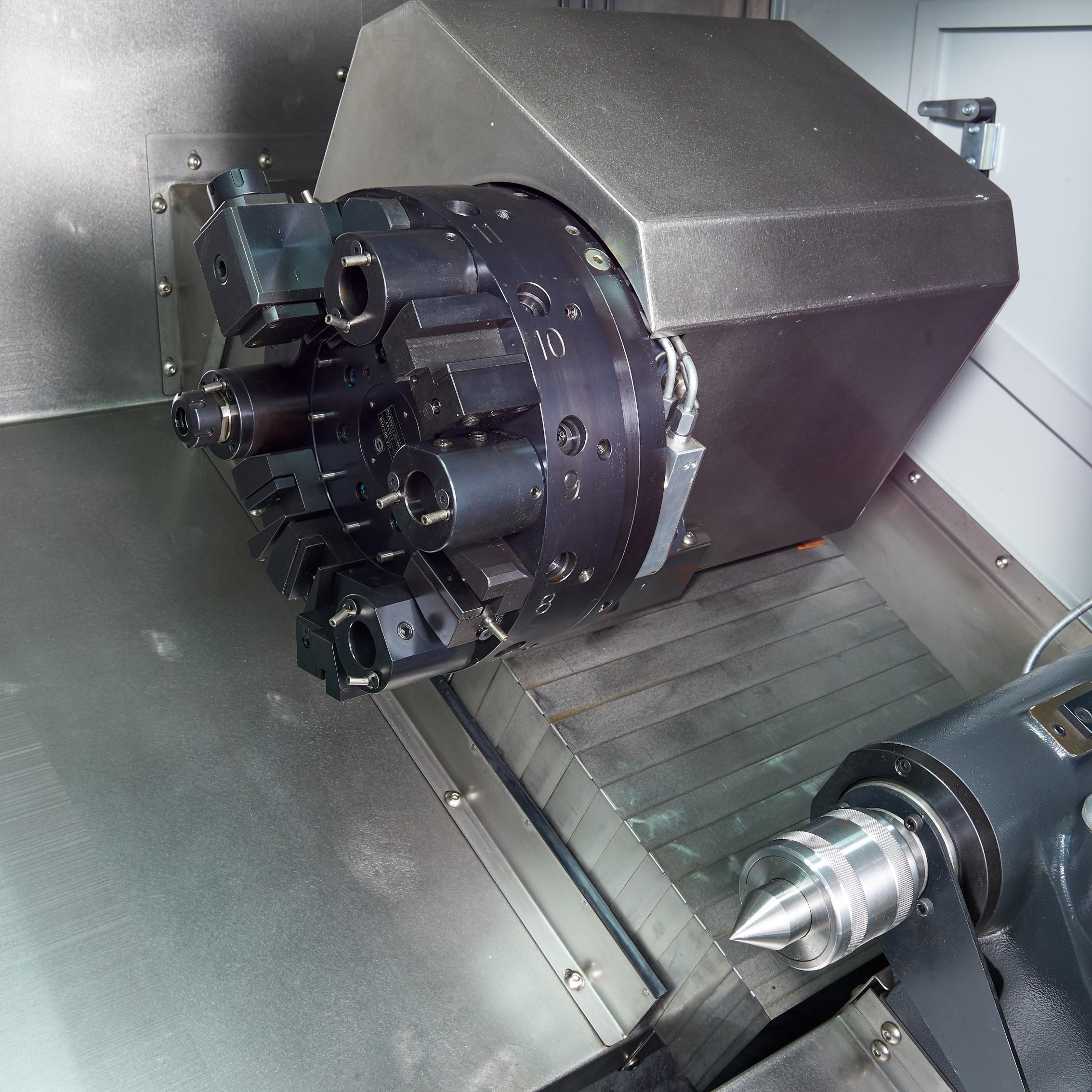刀塔数控车床NL-508