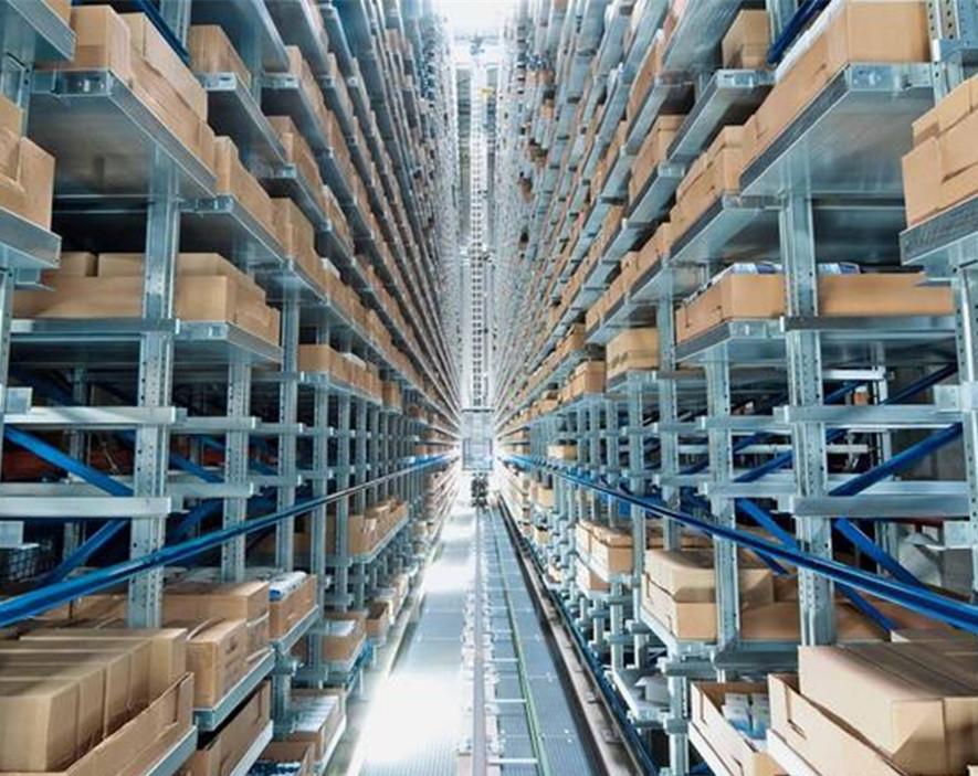 仓库货物的存取形式