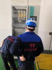 广州发电厂变频器软启动维保报告