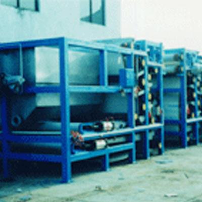 GNDY型转筒稀释带式压榨一体机