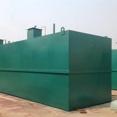 WSZ型地埋式生活污水处理设备