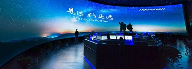 海康威视led屏见远行更远方案