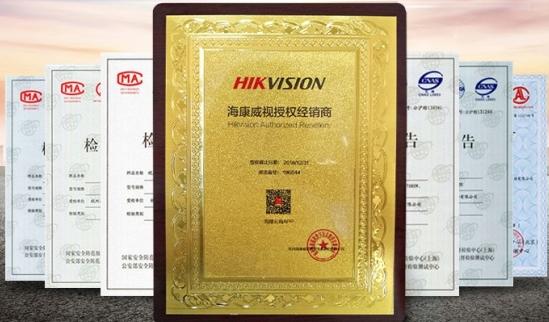 海康威视 DS-2CD3310-I 130万高清监控摄像头 网络半球
