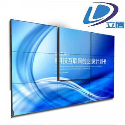 高清液晶拼接屏49寸3.5mm拼接电视墙窄边无缝展厅大屏幕